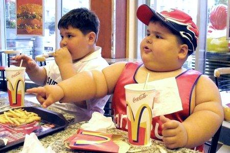 چاقهای آمریكا كجا زندگی میكنند؟