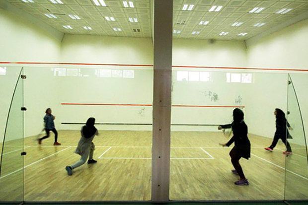 قهرمانی بانوی شیرازی در مسابقات اسکواش کشور