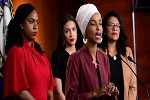 ۴ نماینده زن کنگره خطاب به مردم آمریکا: در دام سخنان ترامپ نیفتید
