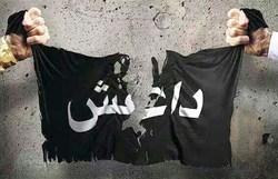 به هلاکت رسیدن تروریست داعشی هنگام رجزخوانی +فیلم
