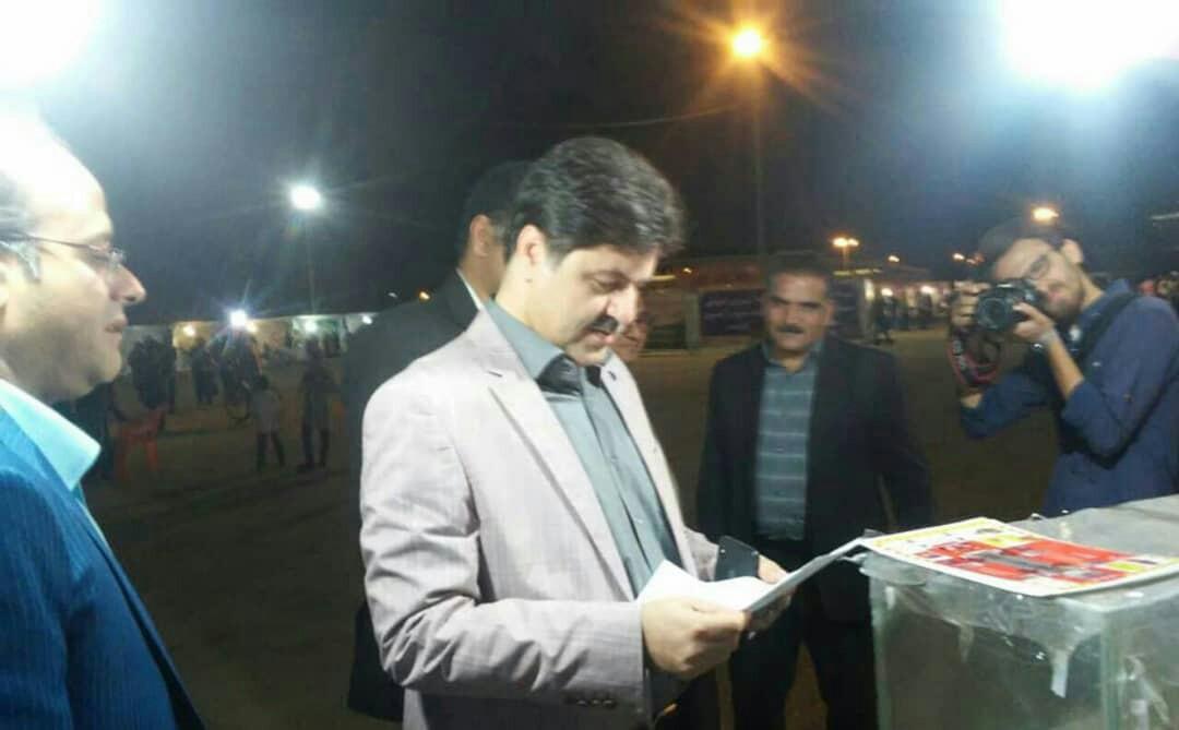 حضور غرفه آتش نشانی در نمایشگاه بزرگ جشنواره شهروندی تابستان کرمان