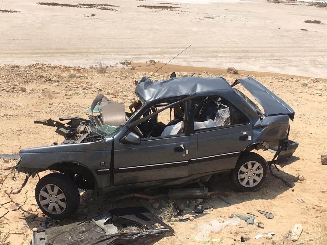 تصادف در جاده بوشهر-گناوه سه قربانی گرفت