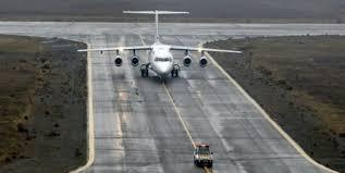 بهسازی باند فرودگاه اردبیل تسریع میشود