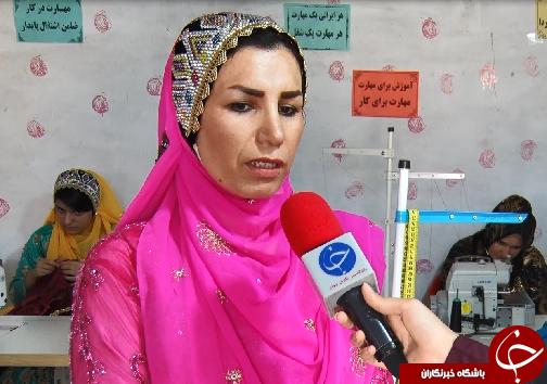 گرههای محکم اشتغال که با دستان زنان روستایی ماندگار میشوند+فیلم
