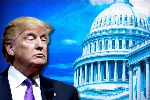 تصویب قطعنامهای در محکومیت سخنان نژادپرستانه ترامپ در کنگره آمریکا