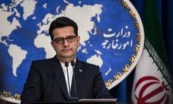 کمکرسانی ایران به یک نفتکش خارجی در خلیج فارس