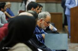 ناگفتههای پسر میترا استاد در حضور قاضی/ ماجرای عزل وکیل نجفی چه بود؟+ فیلم و تصاویر