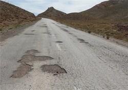 گلایه شهروندان از وضعیت نامناسب جاده در واوان + فیلم