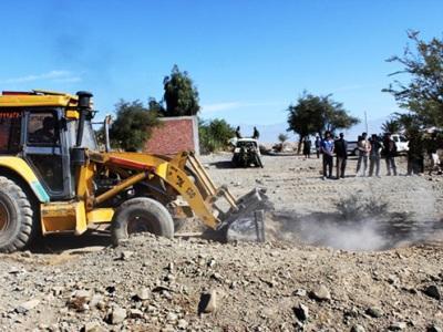 پنج حلقه چاه غیرمجاز در تهران و پردیس مسدود شد