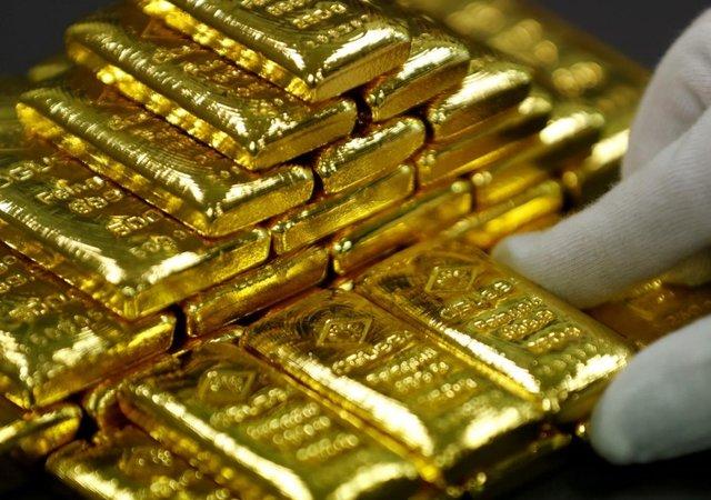 بهای جهانی طلا ریزش کرد