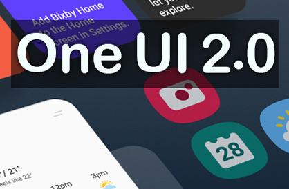 رسیدن رابط کاربری One UI 2.0 به گوشیهای بعدی سامسونگ
