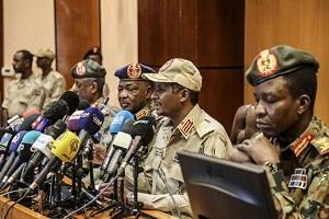 امضای سند توافق سیاسی در سودان