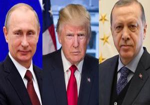 ترامپ نمیخواهد روسیه تنها بازیگر در ترکیه باشد