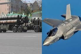 نگنجیدن S-٤٠٠ روسی و F-٣٥ آمریکایی در یک اقلیم