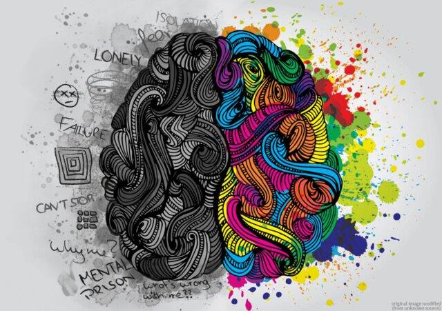 کارکردهای ذهنی در جوامع ازهمگسیخته چگونه است؟