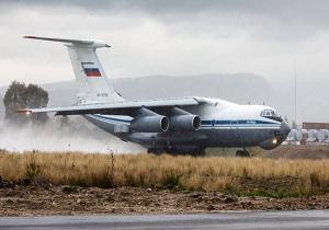 روسیه تجهیزات نظامی جدیدی وارد سوریه کرد