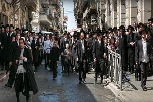 صهیونیستهای ارتدکس خشنتر از تروریستهای داعش
