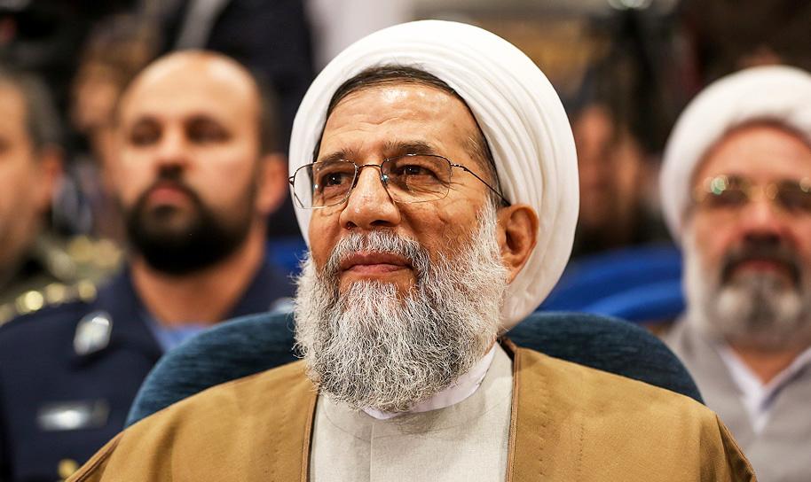 حجت الاسلام محمدحسنی درگذشت امیر سرتیپ ترکان را تسلیت گفت
