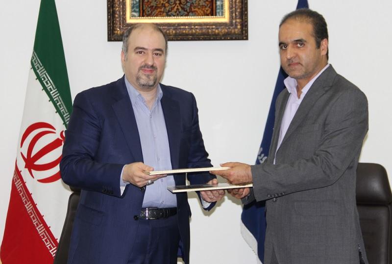 امضای تفاهمنامه همکاری پژوهشگاه ICT و سازمان فناوری اطلاعات شهرداری مشهد