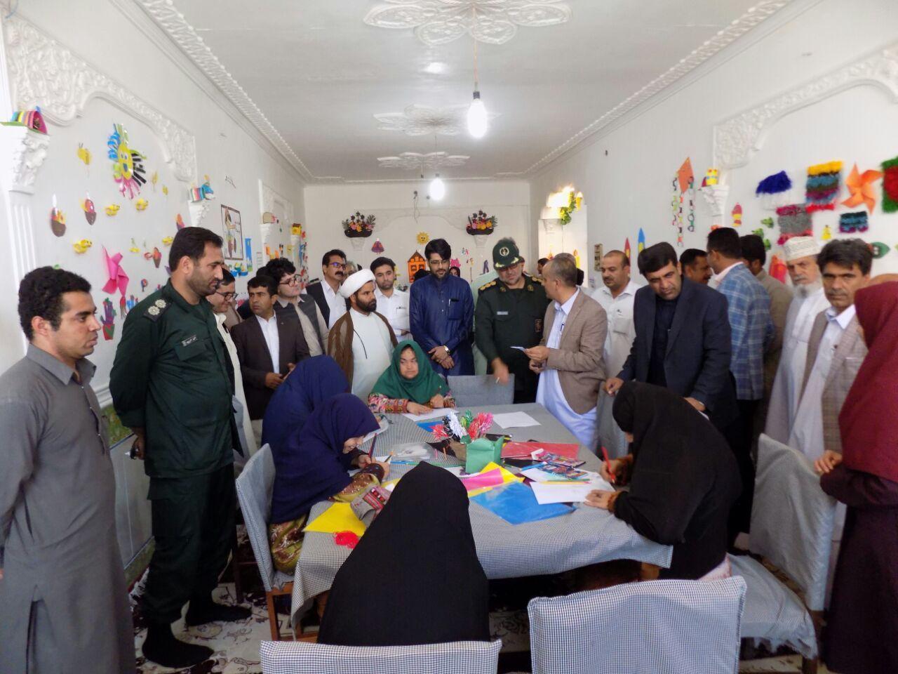 ۱۴ طرح اشتغالزایی و مسکن محرومان ویژه بهزیستی در خاش افتتاح شد