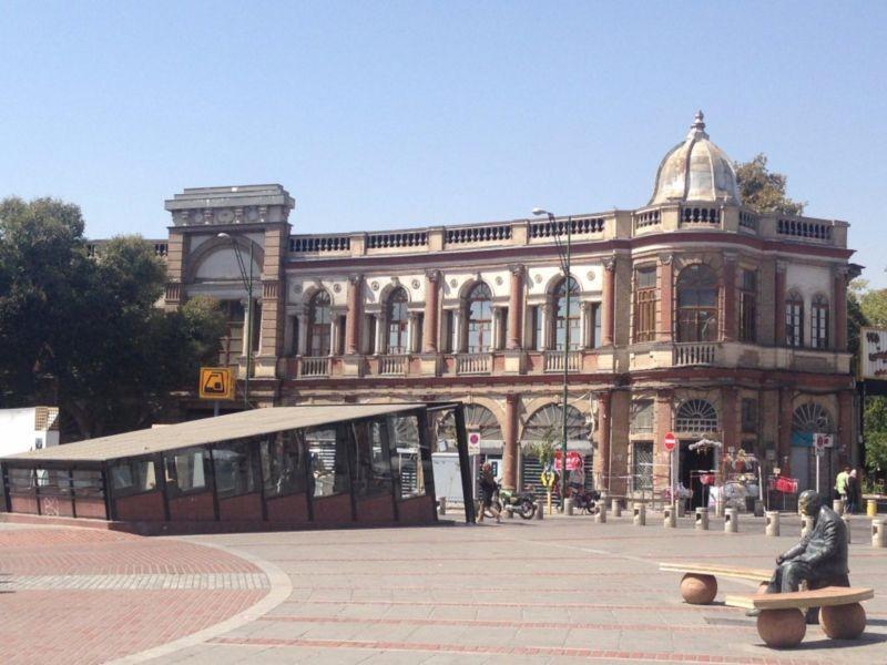 همه چیز در مورد میدان تاریخی حسن آباد که در آتش سوخت
