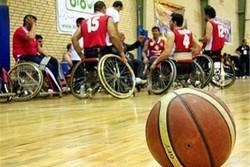 حضور ورزشکاران زنجانی در اردوی تیم ملی بسکتبال با ویلچر