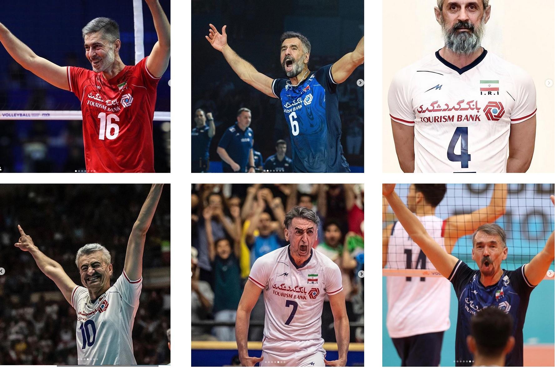 شوخی فدراسیون جهانی والیبال با ملی پوشان ایران