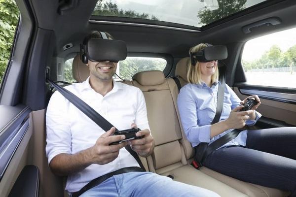 هدستهای واقعیت مجازی عضو جدید خانواده خودروهای پورشه