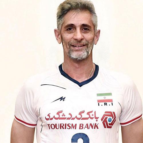 چالش پیری فدراسیون جهانی والیبال با والیبالیستهای تیم ملی ایران + تصاویر