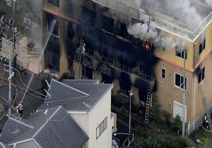 آتشسوزی در ژاپن ۵۴ کشته و زخمی برجای گذاشت