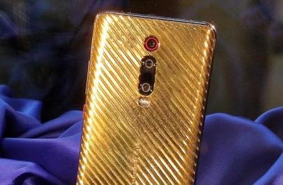 خودنمایی ردمی با تولید گوشی ۷۰۰۰ دلاری از جنس طلا +تصویر
