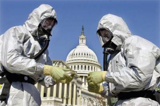 کنه ناقل بیماری، سلاح بیولوژیک ارتش آمریکا