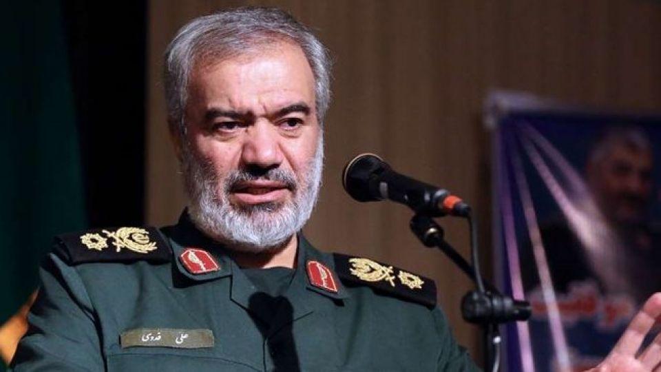 سردار فدوی: آمریکاییها در خلیجفارس تحت شرایط سخت روانی هستند