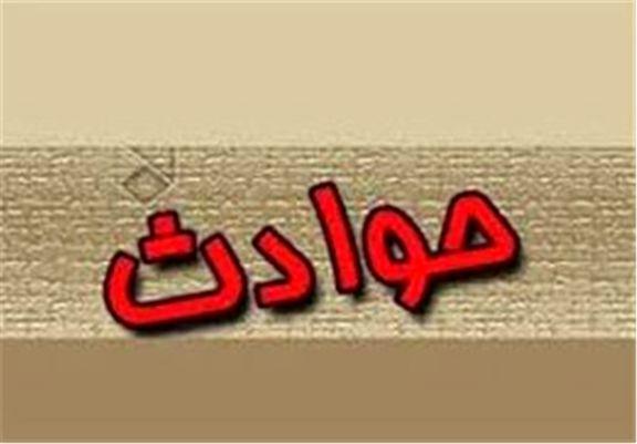 آتش سوزی انبار چسب رزین در باقر شهر مهار شد