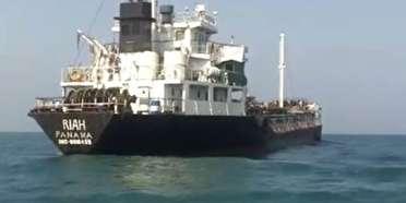 توقیف شناور خارجی حامل سوخت قاچاق در جنوب جزیره لارک
