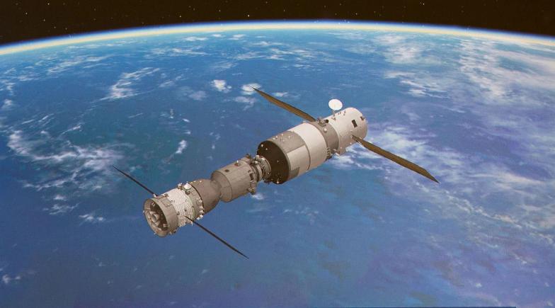پایان عمر 3 ساله ایستگاه فضایی چینیها/ ایستگاه در اقیانوس آرام غرق میشود
