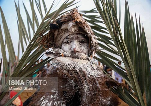 جشن نوروز صیاد در جزیره قشم برگزار شد+ تصاویر