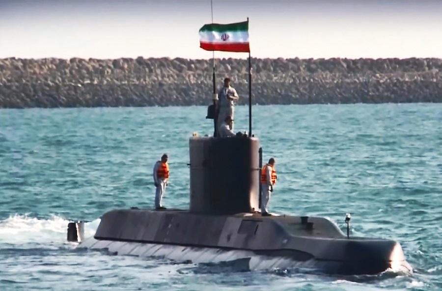 فاتح، حافظ امنیت ایران در قعر آبها