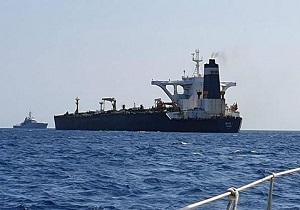 تمدید مدت توقیف نفتکش حامل نفت ایران در جبلالطارق