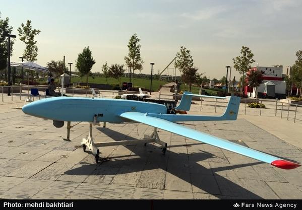 زیر و بم پهپاد ایرانی که ناو «باکسر» را شناسایی کرد