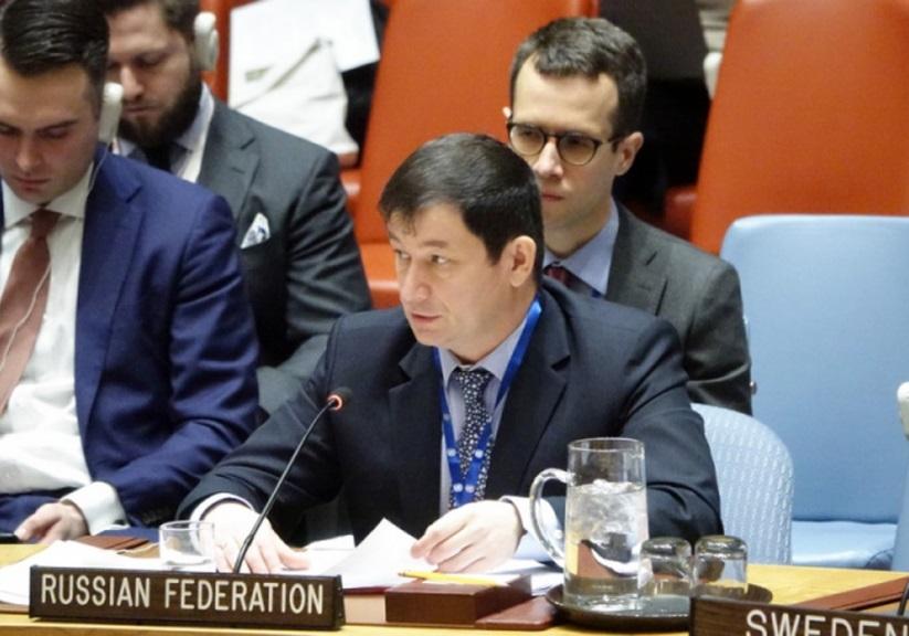 روسیه از وخامت اوضاع در خلیج فارس ابراز نگرانی کرد