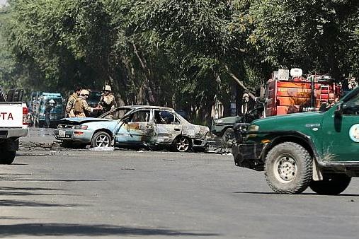 دومین بمب در محل ورودی دانشگاه کابل افغانستان خنثی شد