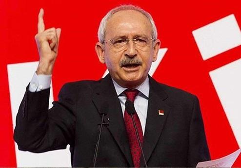 حمایت حزب جمهوری خلق ترکیه از دولت بر سر منابع نفت و گاز قبرس