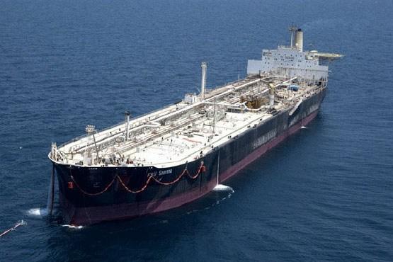 ادعای رویترز: یک نفتکش انگلیسی دیگر با پرچم لیبریا توقیف شد