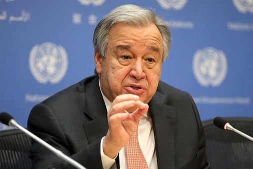 ابراز نگرانی دبیر کل سازمان ملل به توقیف نفتکش انگلیسی در خلیج فارس