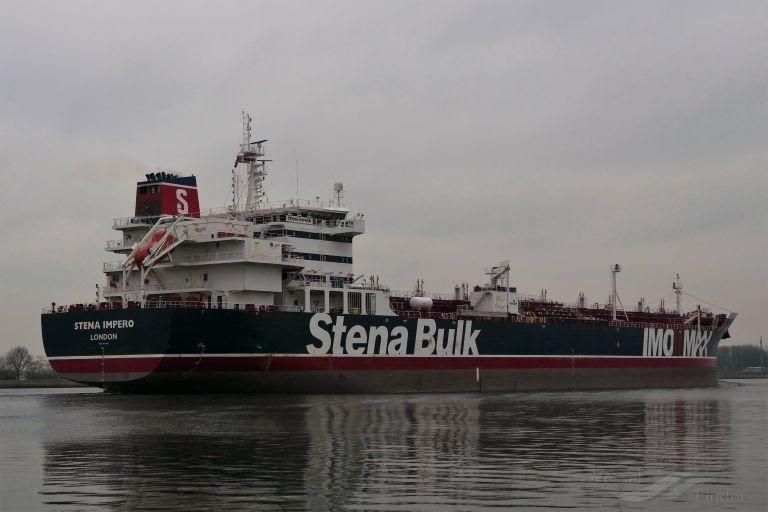 نفتکش انگلیسی امنیت محیط زیست  دریا را برهم زده بود