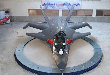باشگاه خبرنگاران - جنگنده قاهر ۳۱۳، یک پنهانکار از نوع ایرانی + تصاویر