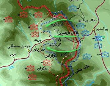 باشگاه خبرنگاران -در عملیات والفجر۲ نیروهای ایران به چه موفقیتهایی رسیدند؟