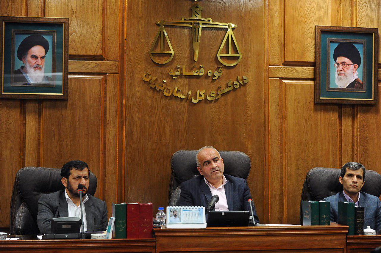 جلسه محاکمه عاملان قتل علیرضا شیرمحمدعلی برگزار شد