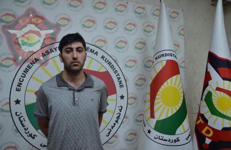 بازداشت عامل ترور معاون کنسولگری ترکیه